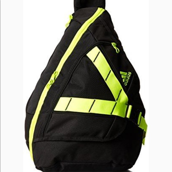 adidas Other - ADIDAS LOAD SPRING ONE STRAP BACKPACK b3c2eede59292